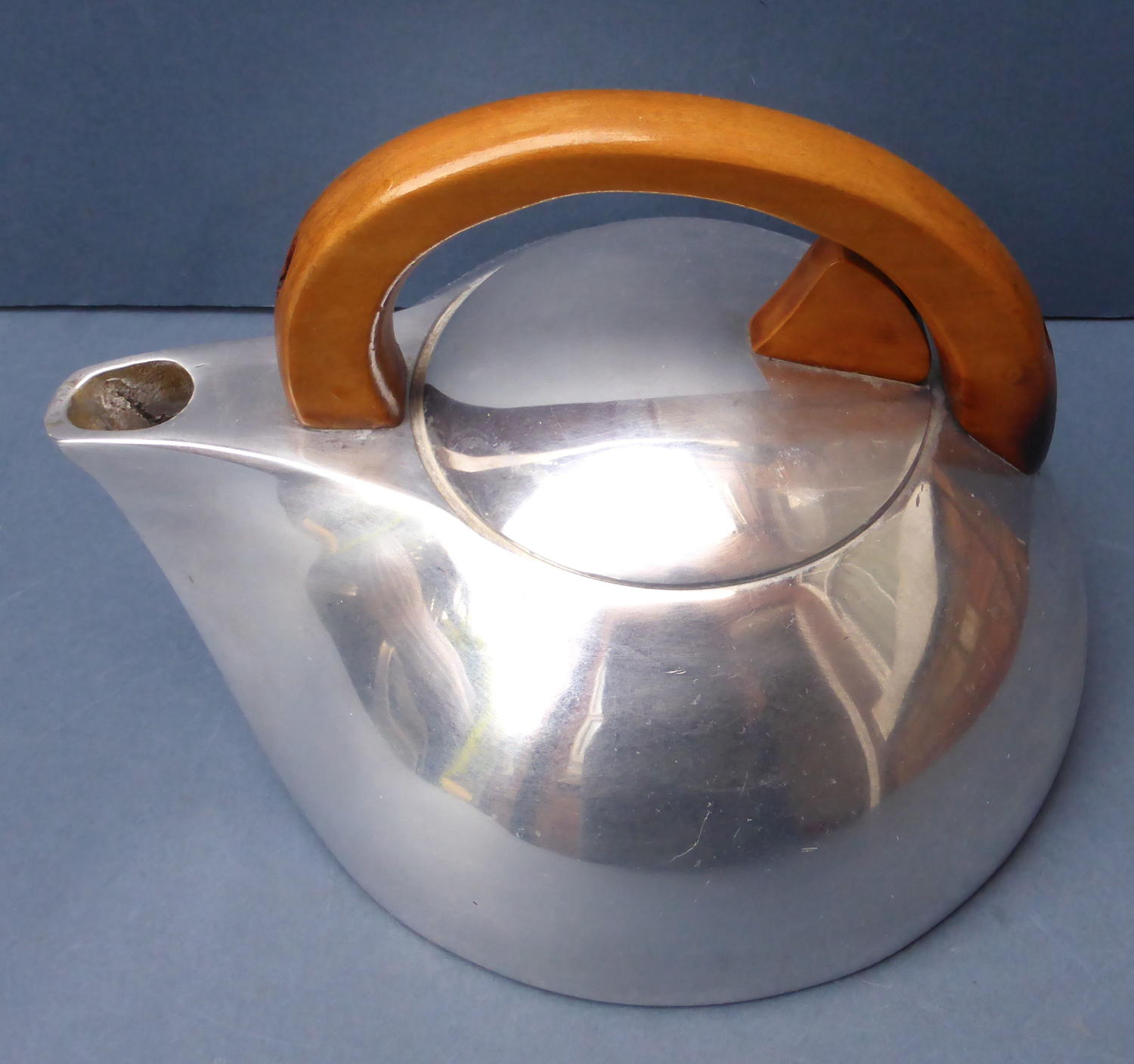 Original Picquot Ware Stove Top Kettle