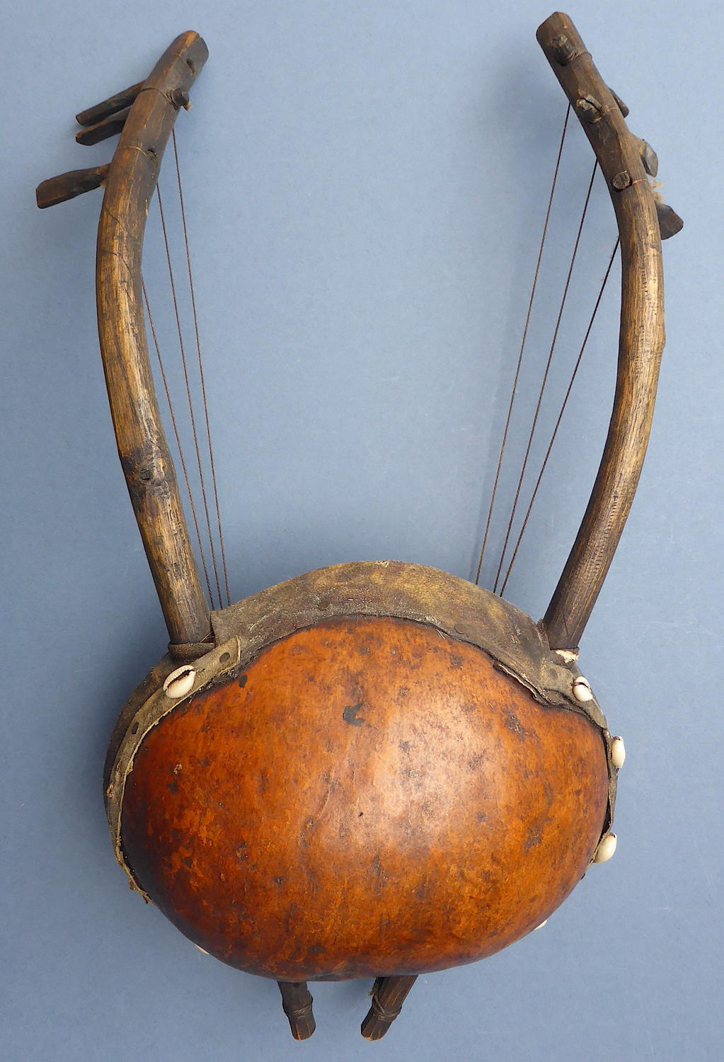 Traditional African Bolon Harp