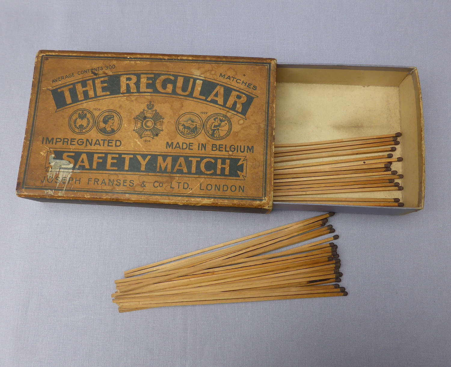 Huge Shop Advertising Regular Safety Matchbox