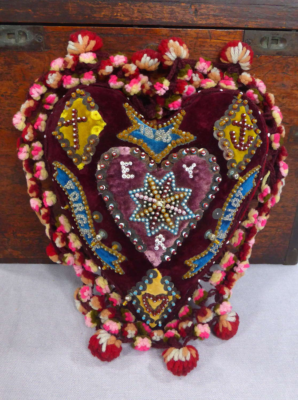 Sweetheart Pin Cushion
