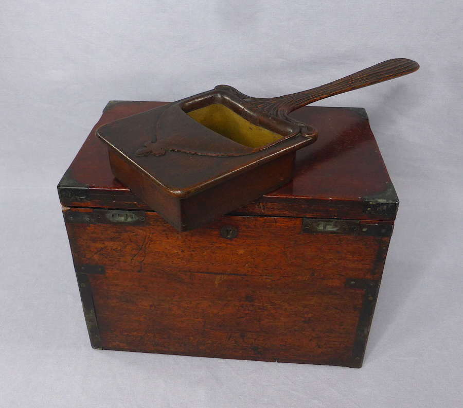 Victorian Church Offertory Box