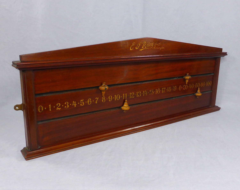 Riley Snooker Scoreboard