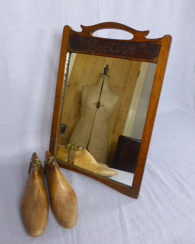 Bective Shoe Shop Mirror