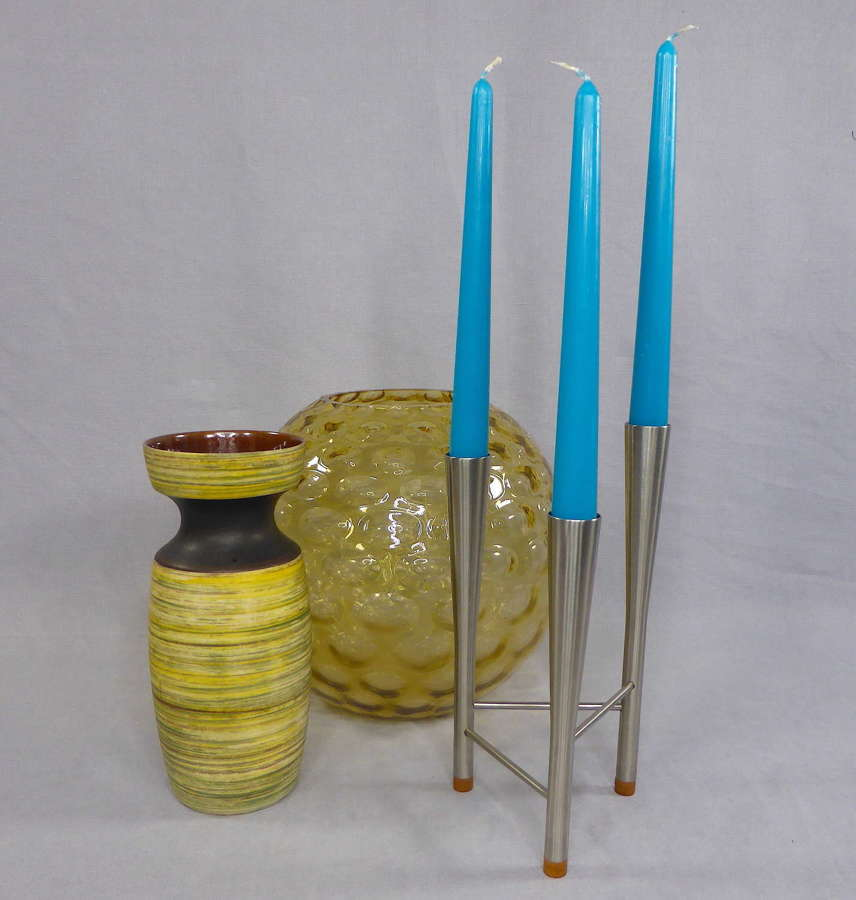 1950s Old Hall Candle Holder