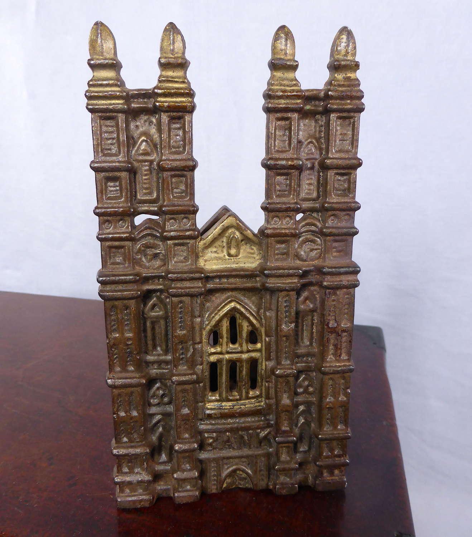 Westminster Abbey still bank